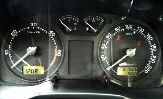 Škoda Octavia prešla milion kilometara