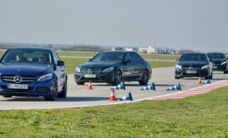 Mercedes predstavio gamu svojih vozila