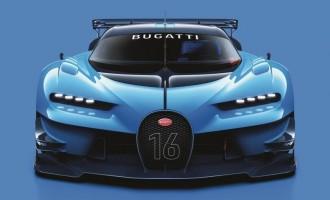 Bugatti Chiron će do 100 km/h stizati za 2,3 sekunde