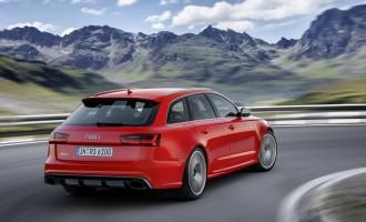 Audi RS6 Avant i RS7 Sportback pojačani na 605 KS