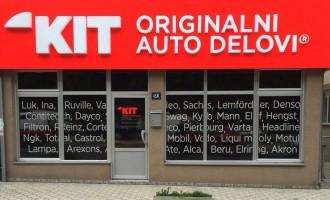 Kit Commerce otvorio novu prodavnicu na Miljakovcu