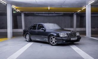 Mercedes-Benz muzej počinje trgovinu oldtajmerima