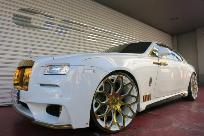 auto magazin srbija Rolls-Royce Wraith by Office-K