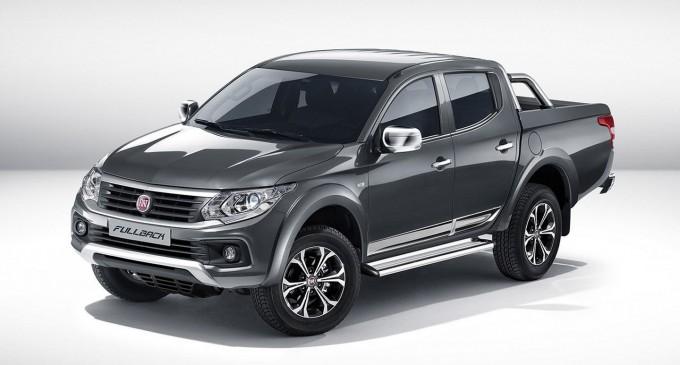 Svetska premijera u Dubaiju: Fiat Fullback