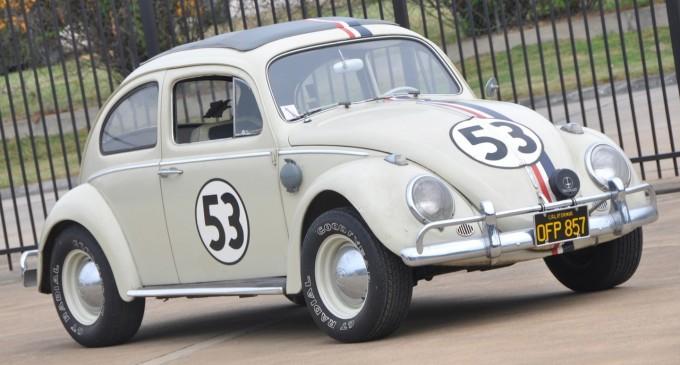 Originalni Herbie prodat za 86.250 dolara
