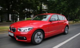Kupce BMW Serije 1 čeka ušteda od 3.000 evra