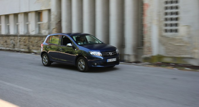 Test: Dacia Sandero 1,5 dCi 75 Life Plus