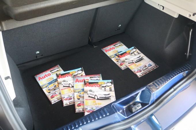 Auto magazin dacia sandero life plus test