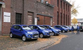 Vozili smo: Ford EcoSport