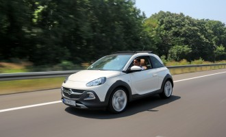 Express test: Opel Adam Rocks