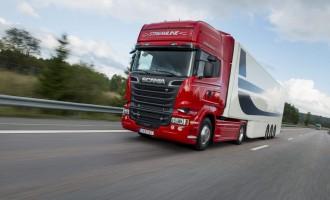 Test: Scania R730