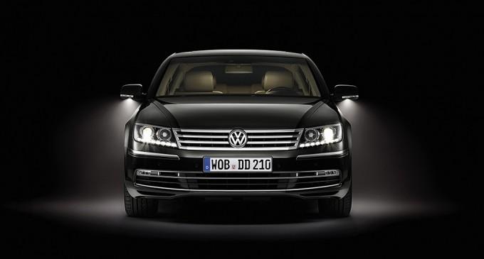 VW Phaeton: evo zašto je bio toliko važan