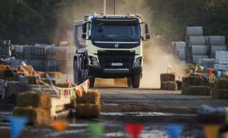 Volvo Trucks snimio reklamu u Srbiji za FMX!