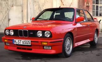 Podsetnik: zašto je BMW M3 E30 tako cool