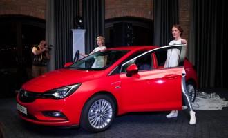 Opel Astra premijerno predstavljena u Srbiji