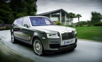 Rolls-Royce SUV bi mogao da izgleda ovako