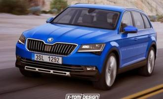 Škoda potvrdila SUV sa sedam sedišta za jesen