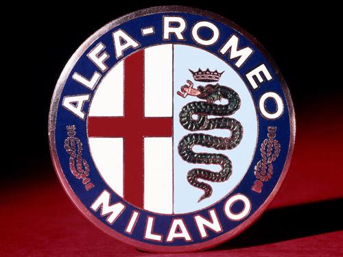 Alfa romeo logo magazinauto.com