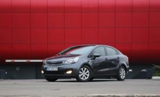 Proba: Kia Rio Sport Sedan 1,25 Urban
