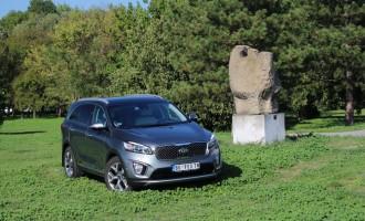 Kia Sorento 2,2 CRDi EX Exclusive A/T AWD