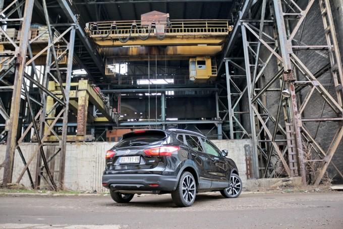 Auto magazin srbija Nissan Qashqai test