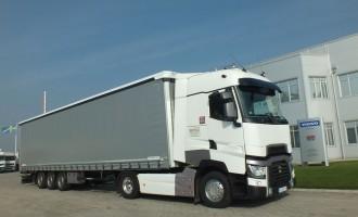 Najveći Renault T-serije isporučen u Srbiji