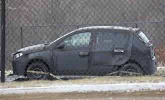 Da li je ovo novi Fiat Punto?