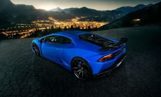 Lamborghini Huracan by Novitec tjuniran na 848 KS