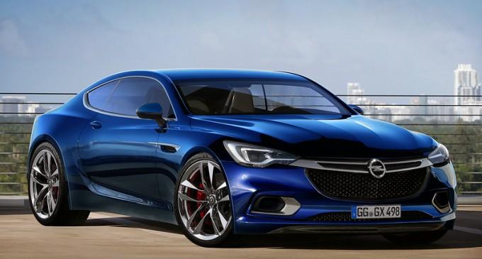 Da li se vraća Opel Calibra?
