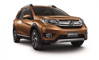 Samo za Tajland: Honda BR-V