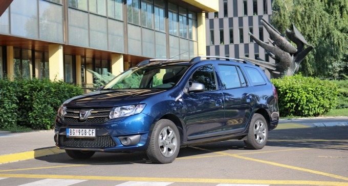 Dacia Logan MCV Life 1,5 dCi 75