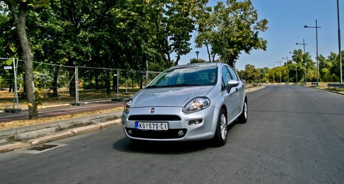 Fiat Punto 2012 1,3 mjtd 85 Pop