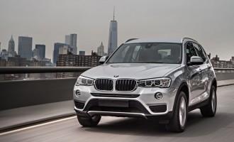 Uz BMW X3 xDrive 2.0d poklon oprema od 5.000 evra