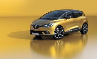 Renault Scénic zvanično otkriven