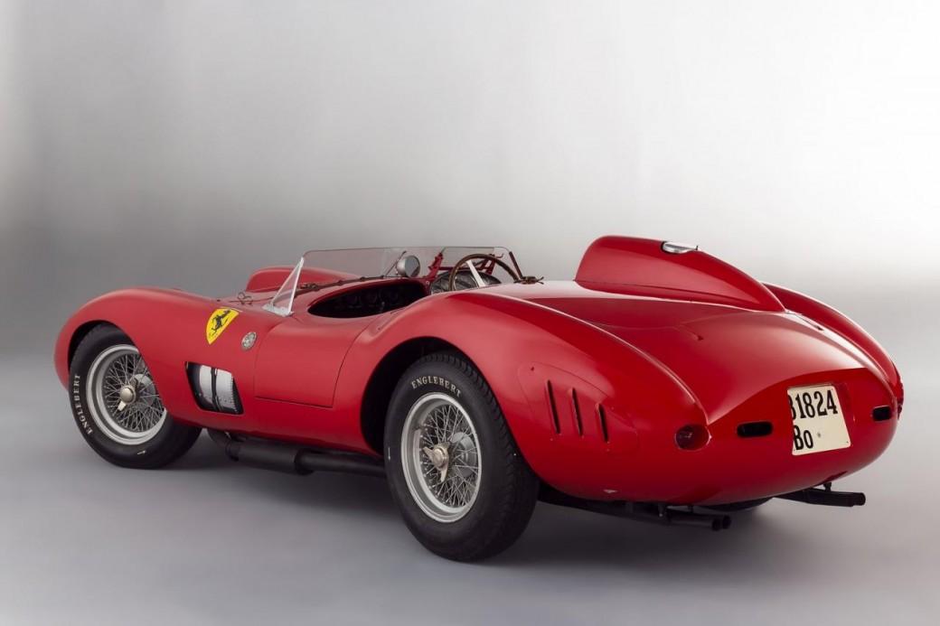 Zvanično najskuplji u Evropi: Ferrari 335 Sport Scaglietti  Auto magazin