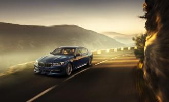 Ko zna, zna: 2017 BMW ALPINA B7 xDrive