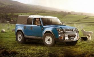 Na zadatku: Budući Land Rover Defender