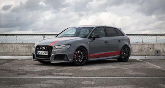 Granica ne postoji: Audi RS3 by MTM tjuniran na 502 KS!