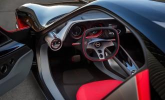 Opel GT Concept otkriva unutrašnjost bez dugmića