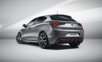 Redizajnirana Alfa Romeo Giulietta