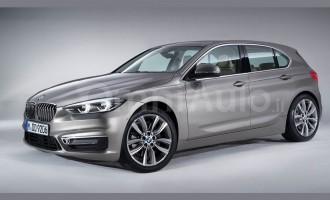 Da li biste vozili ovakav BMW serije 1?