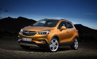 Opel Mokka X donosi novi izgled