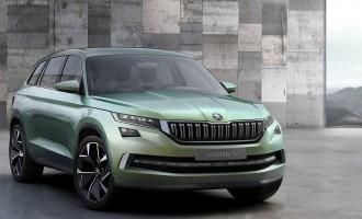 Pretpremijera: Škoda VisionS plug-in hybrid concept
