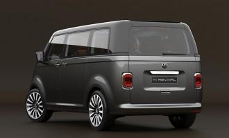 Ideja koju treba sprovesti u delo: VW T1 by David Obendorfer