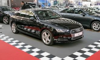 BG Car Show 2016: Audi