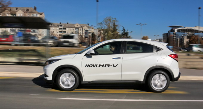 Honda HR-V donosi 3.000 evra uštede