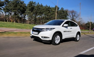Express test: Honda HR-V 1,5 i-VTEC Elegance ADAS H-Connect