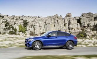 Mercedes predstavio GLC Coupe