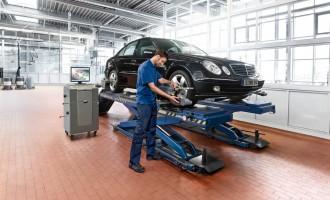 Mercedesova prolećna servisna akcija