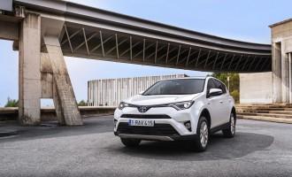 Prva vožnja: Toyota RAV4 Hybrid